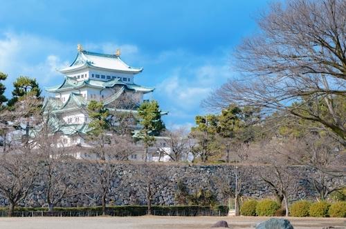 現在の名古屋城